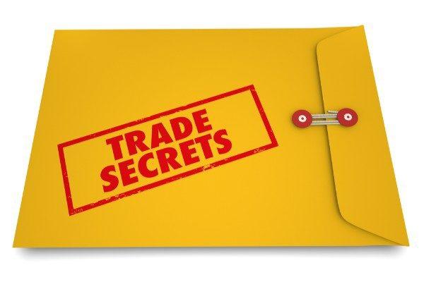 trade secret policy
